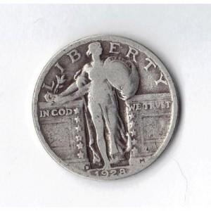 1928standinglibertyquarter#1