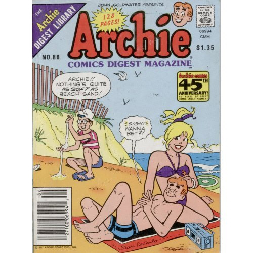 archiedigest#86