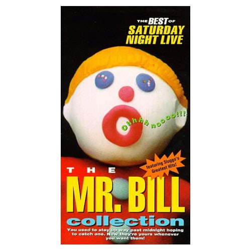 mrbillcollectionvhs