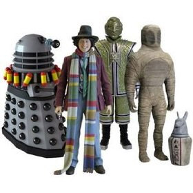 doctorwhoclassictombakeractionfigureset
